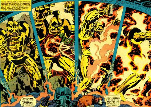 jack kirby eternals splash 3