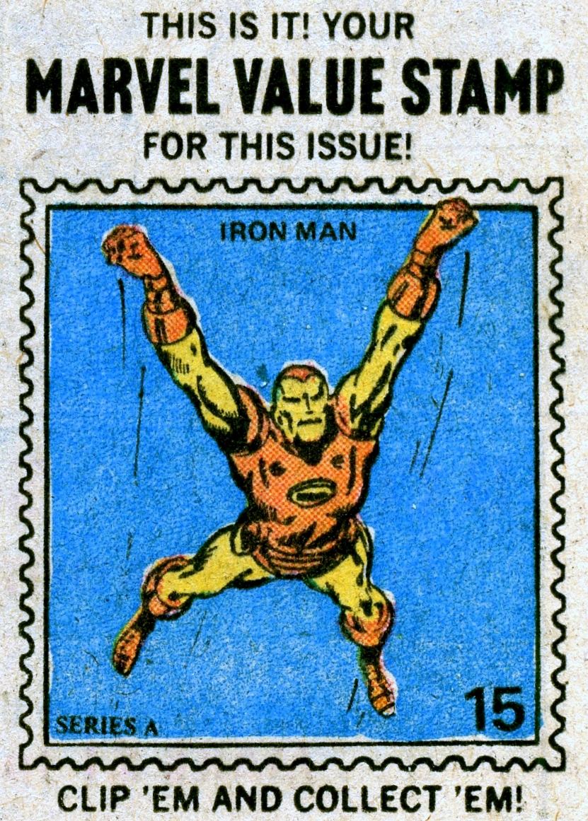 Marvel Value Stamps! | Mars Will Send No More