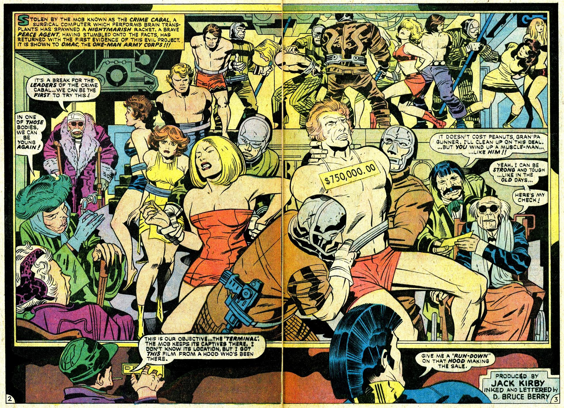 [Comics] The All New All Different Club Literario de Psicomics - Página 7 Omac-jack-kirby-scans024