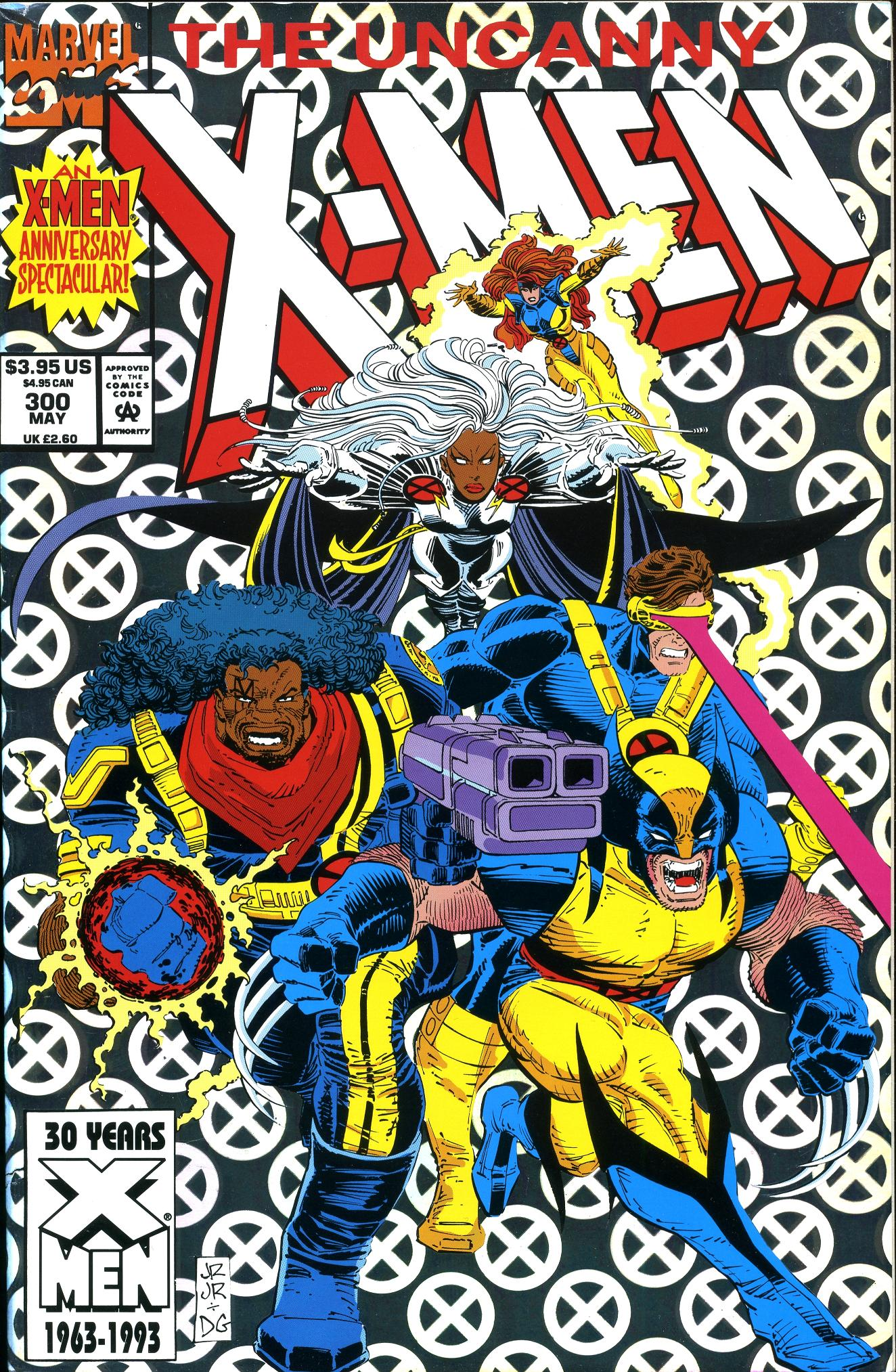 marvel comics 30th anniversary