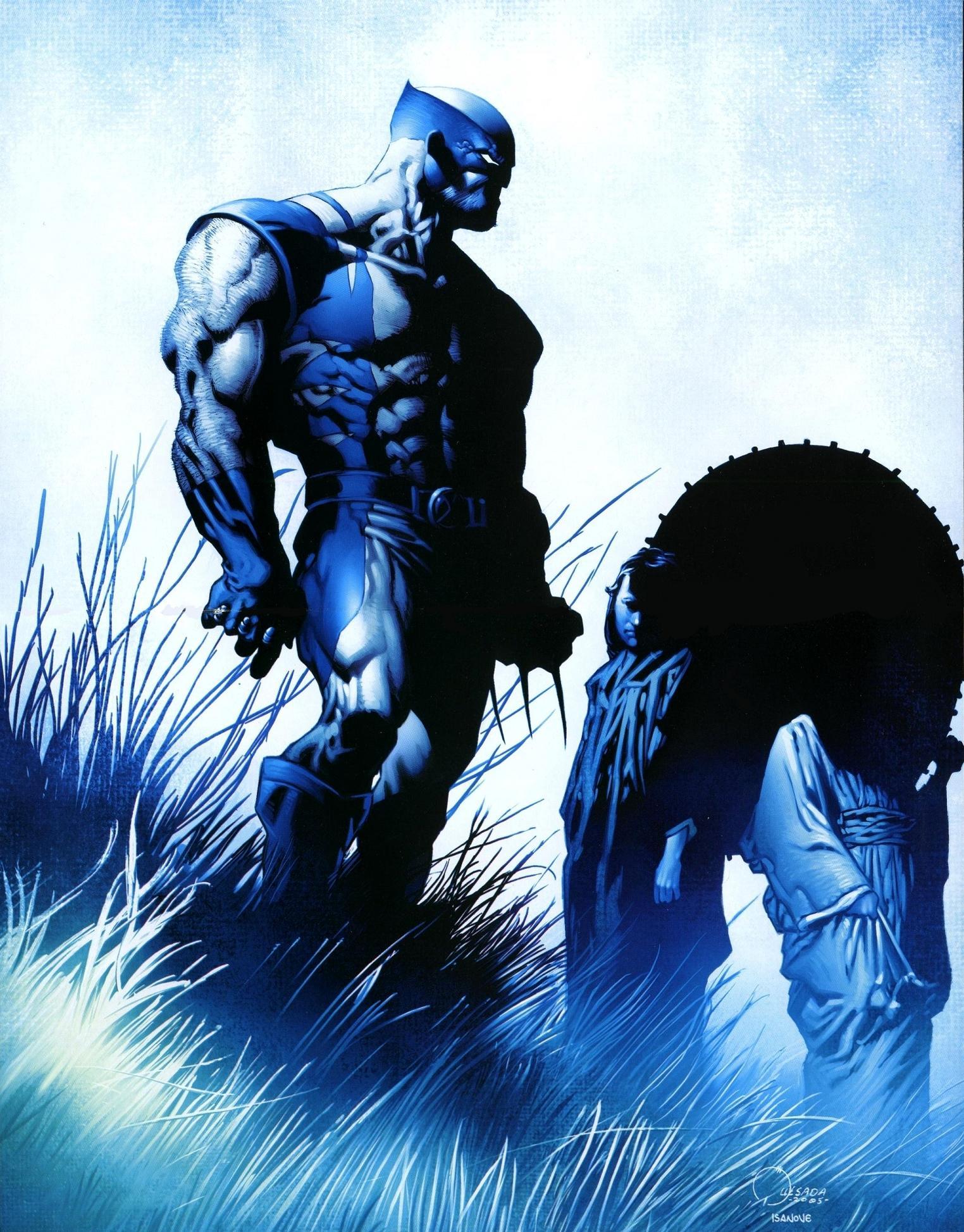 Wolverine by Joe Quesada
