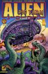 alien pig farm 160 william stout dinosaur cover