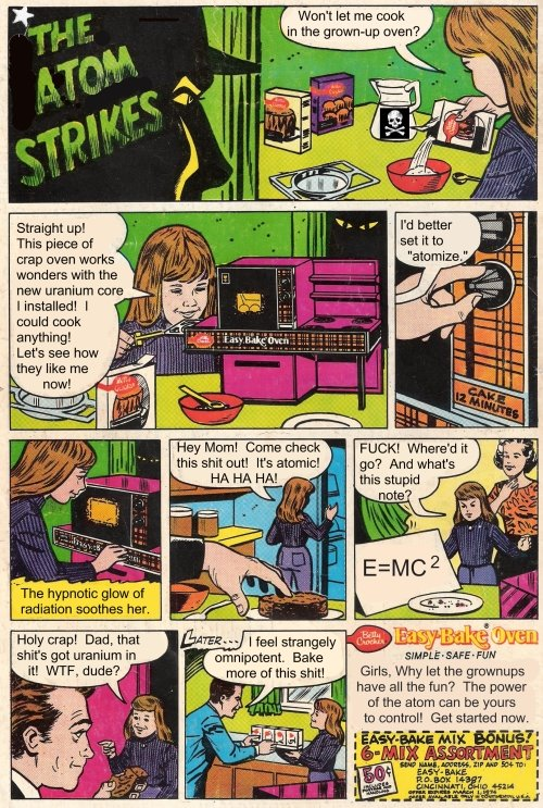 Comic Book Ads Corrupt Youth