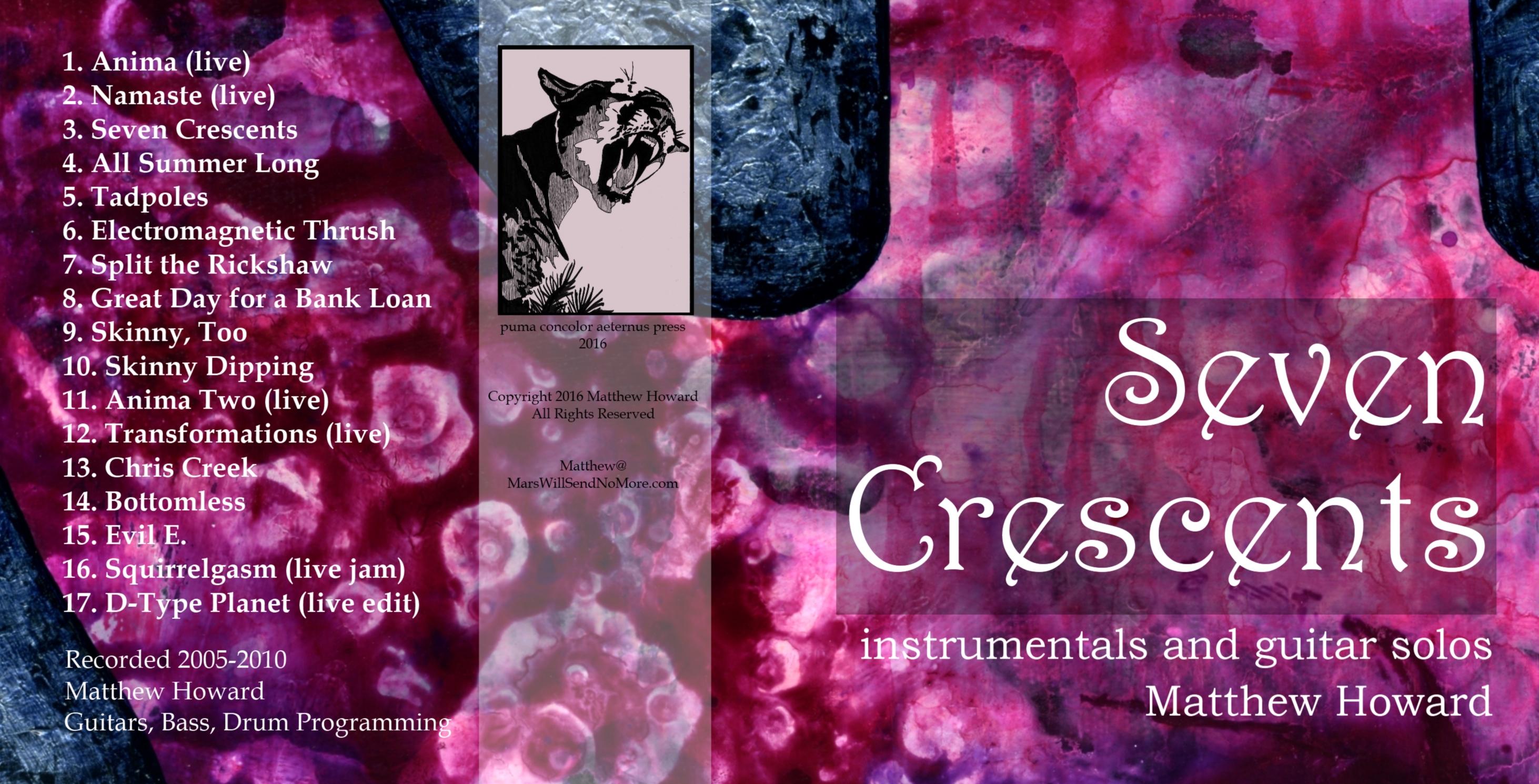 album booklet exterior