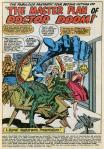 Jack Kirby Fantastic Four209