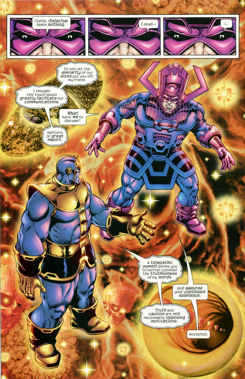 galactus vs thanos - photo #4