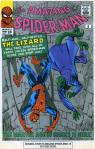 ditko spider-man lizard-011