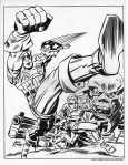 Jack Kirby Portfolio 1971- (14)