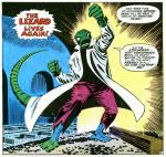 romita spider-man lizard-001