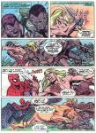 Spider-man Ka-zar team-up (13)