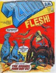 2000AD Flesh Covers 2