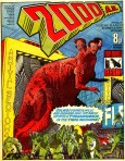 2000AD Flesh Covers 3