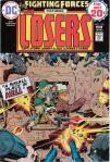 Losers Jack Kirby 152- (1) cover