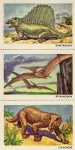 sinclair dinosaur stamps - (10)