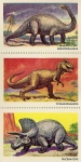 sinclair dinosaur stamps - (9)