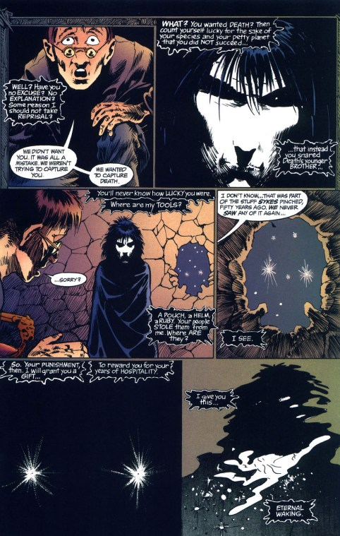 Absolute Sandman Special Edition pg38