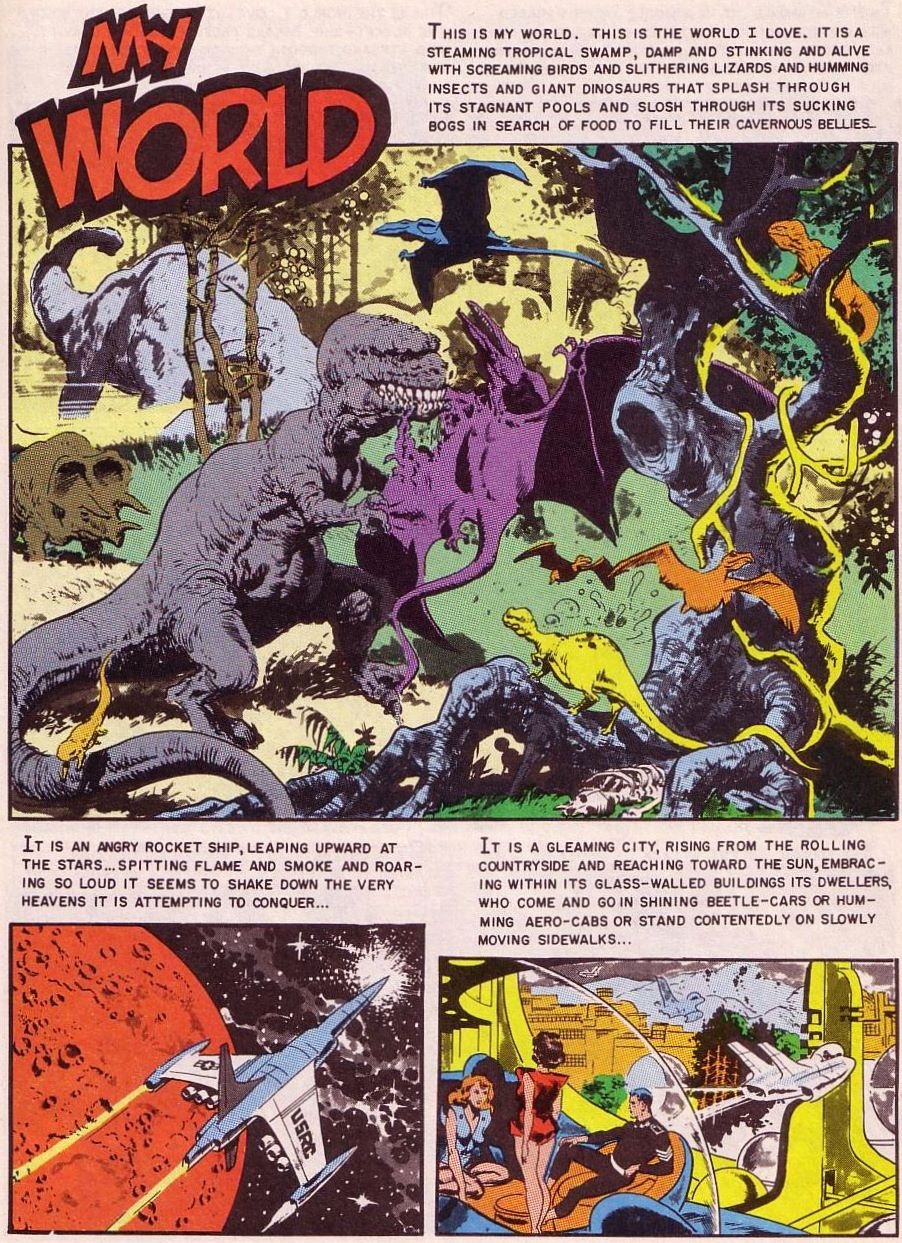 IL CREATIVO DOTTOR DESTINO DI WALLY WOOD
