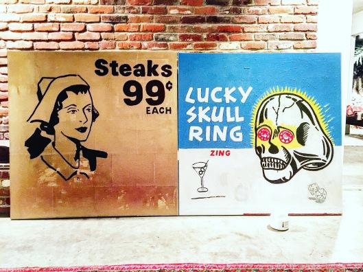 lucky skull ring painting by matthew eddmenson.jpg