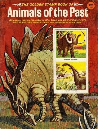 Animals of the Past - kalmenoff- cover