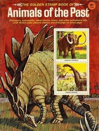 Animals of the Past - kalmenoff- cover