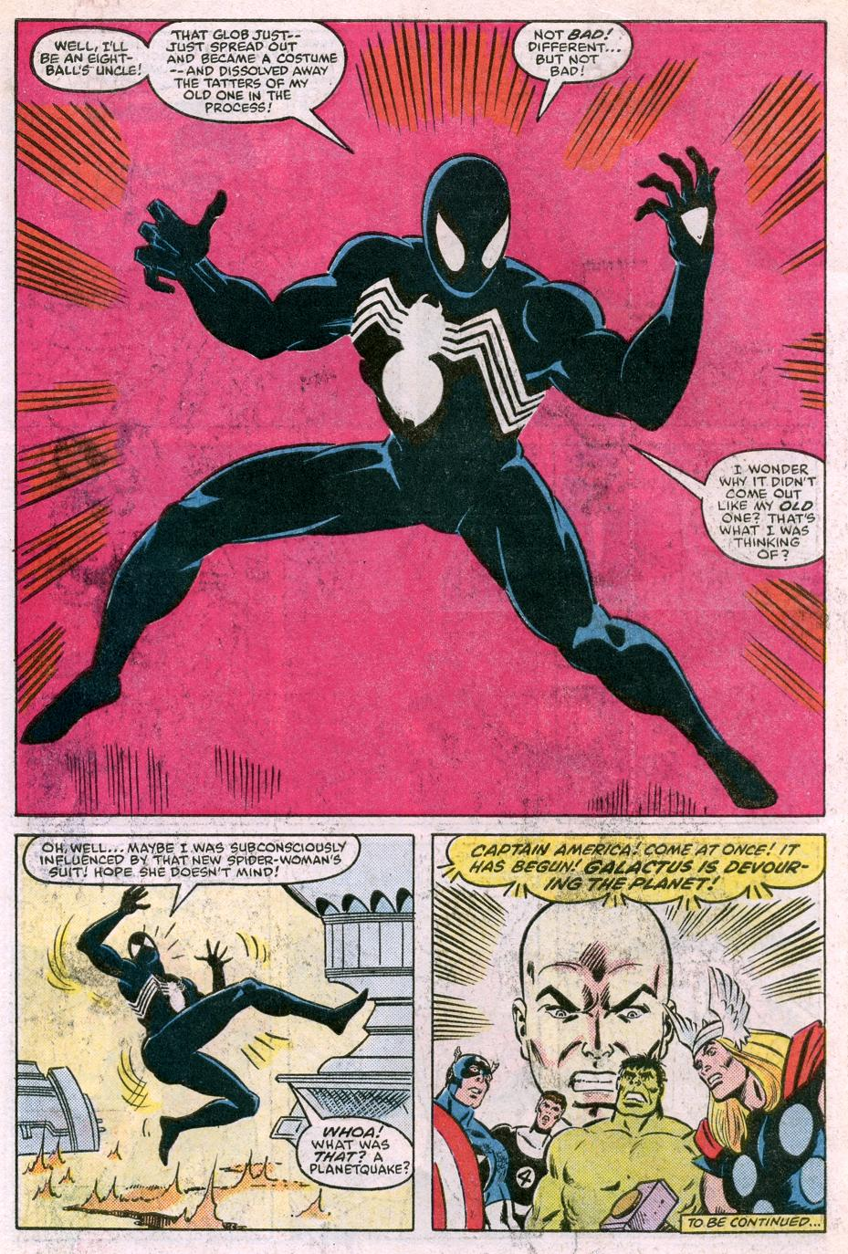 original concept art for spider man u0027s black and white suit when