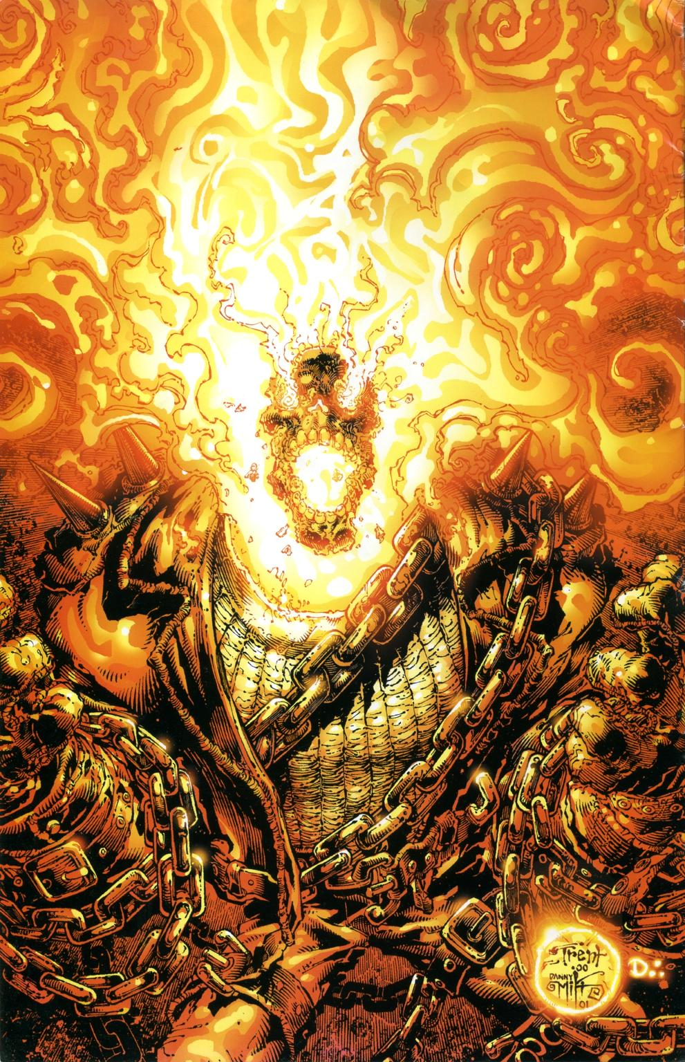 ghost rider poster book mars will send no more
