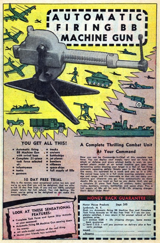 1956 machine gun ad bb