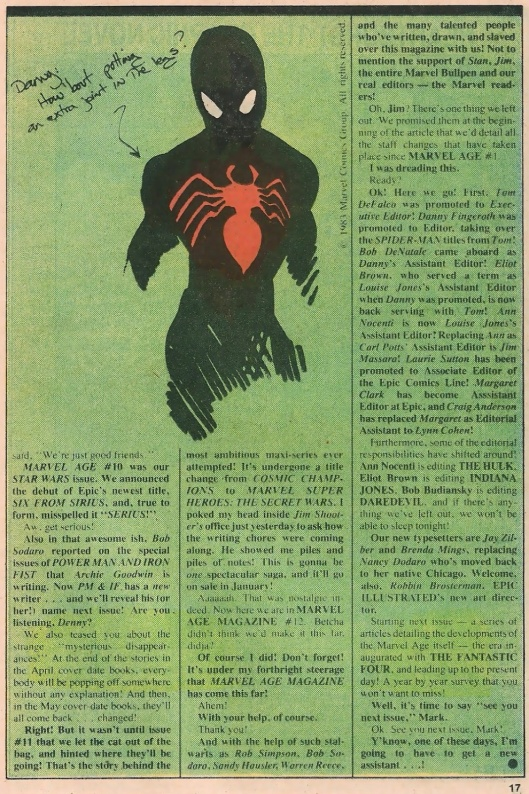 marvel age 12 spidey black and red (2)