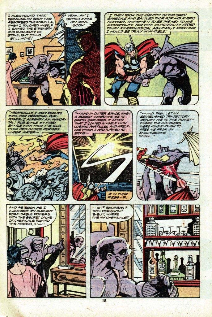 Avengers 191-11 | Mars Will Send No More