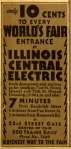 chicago daily 1934 worlds fair souvenir - -007a