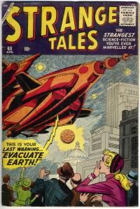 Strange Tales 68 -  (2)