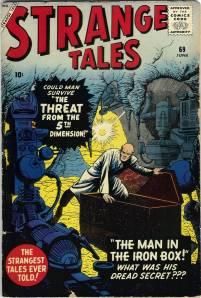 Strange Tales 69 -  (2)