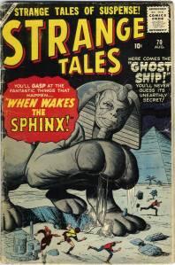 Strange Tales 70 -  (2)