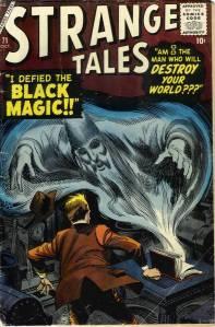 Strange Tales 71 -  (2)