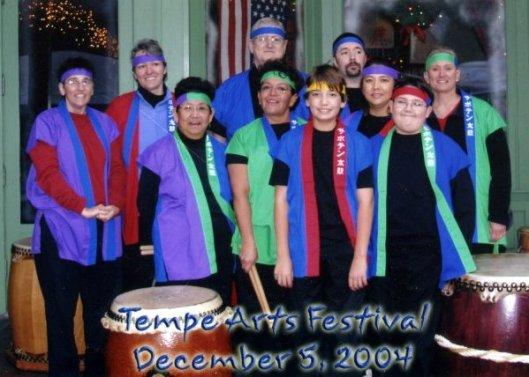 2004 taiko tempe arts festival