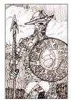 metal don quixote card 5x7 - Copy