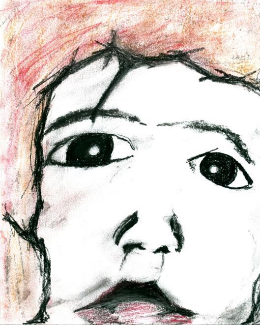 pastel portrait 5