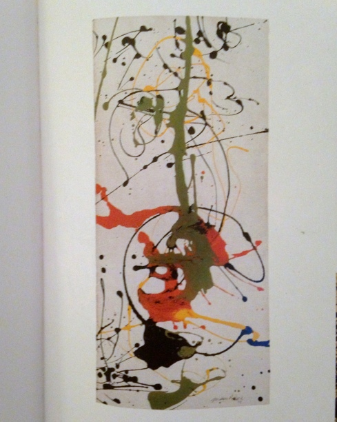 jackson pollack moma exhibit catalog - (10)