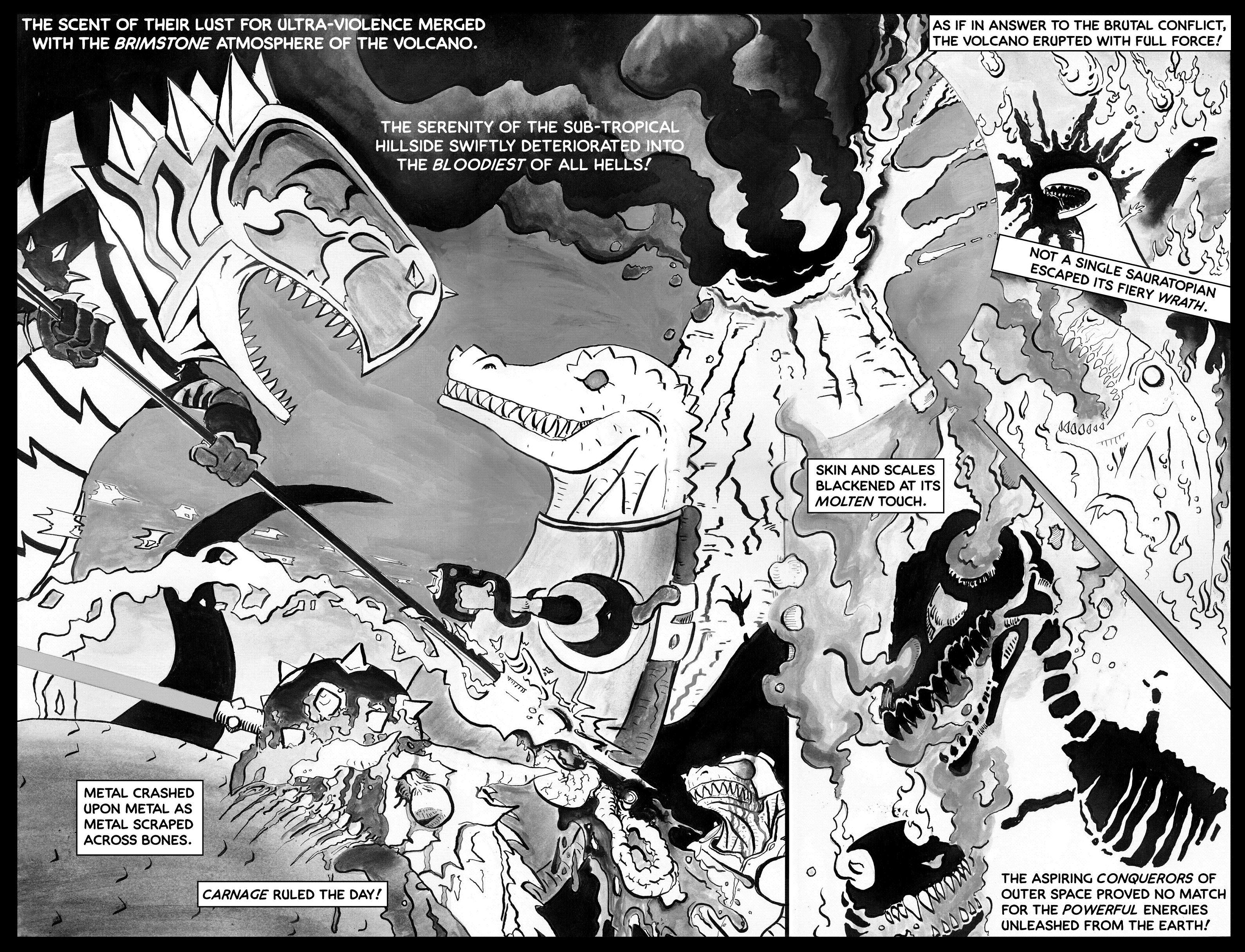 6 Sauratopia pg 4-5 double splash