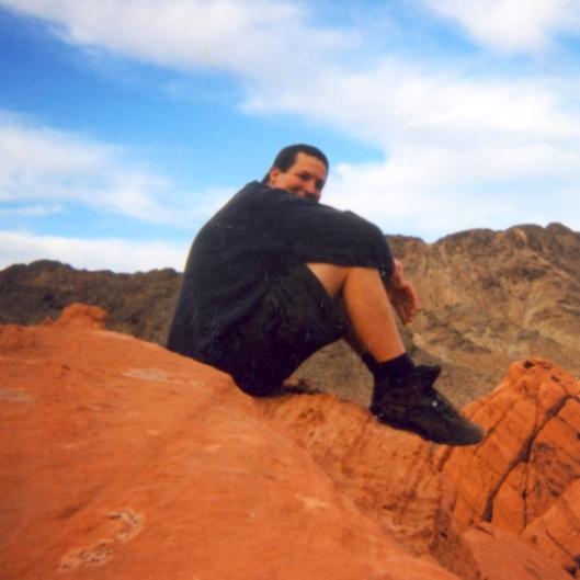 nevada desert -001 josh