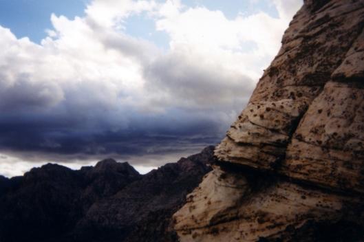 nevada desert -008 red rocks 3
