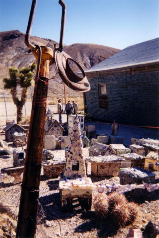 nevada desert -011 rhyolite 2