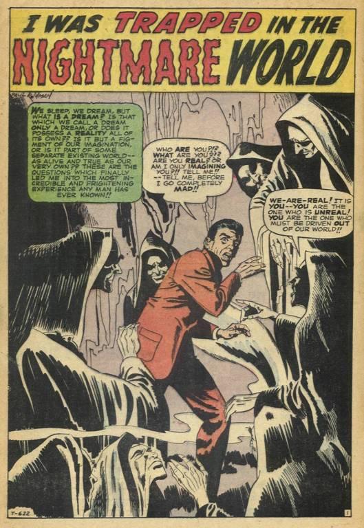Strange Tales 74 -  (16)