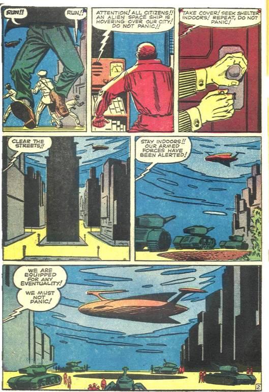 Strange Tales 95 -  (22)