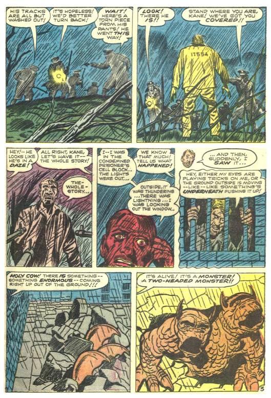 Strange Tales 95 -  (5)