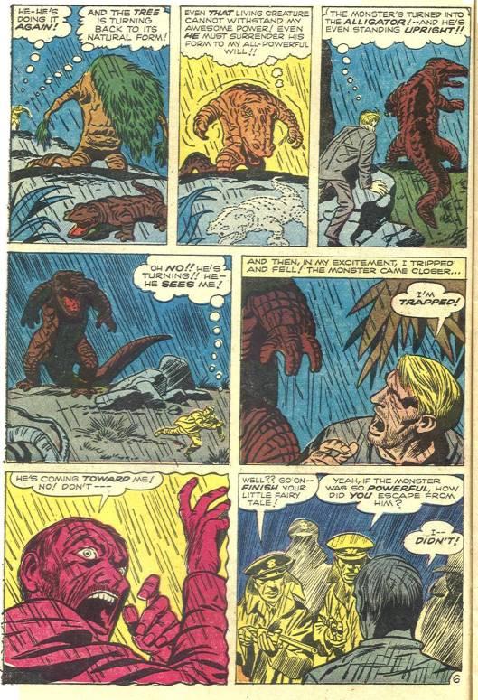 Strange Tales 95 -  (8)