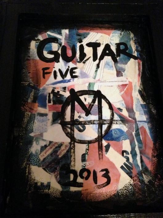 guitar 5 - back
