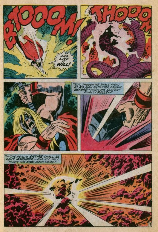 mighty thor 200 -017