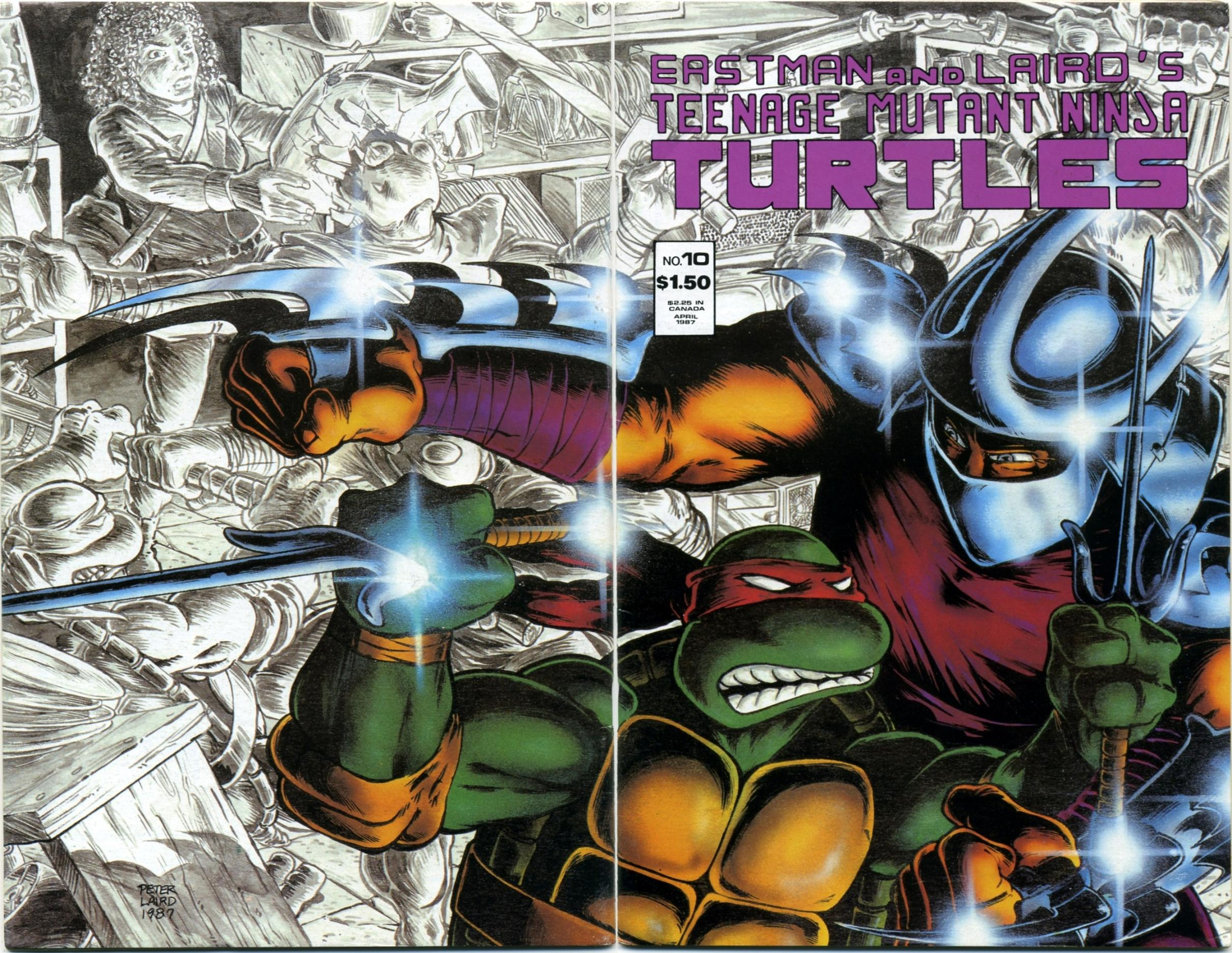teenage mutant ninja turtles 10 -001
