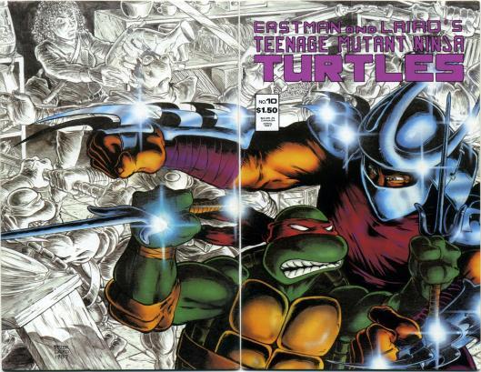 teenage mutant ninja turtles 10 -001